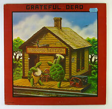 "12"" LP - The Grateful Dead - Terrapin Station - B4597 - washed & cleaned"
