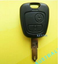 Citroen Remote Key C3 C2 Button Remote Key Blank Shell C2 C3 case replacement