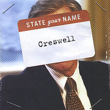 State Your Name by Creswell