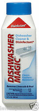Iron Out/Lime Out Dishwasher Magic Dishwasher Cleaner & Disinfectant 12 fl oz