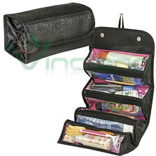 Borsa organizer viaggio ROLL N GO cosmetic bag Nera beauty trucco make up donna