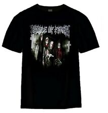 "Cradle Of Filth  'Jesus Saves'  double sided black t shirt size M=40"" chest"