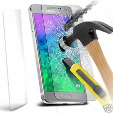 100% Genuine Tempered Glass Film Screen Protector for Samsung Galaxy A5