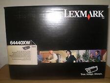 original Lexmark 64440XW wie 64416XE  TONER für T644  SCHWARZ neu B