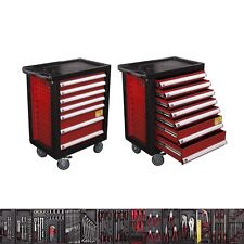 NEW - Tool wagen mit 7 Drawer incl. Tools Workshop trolley complete