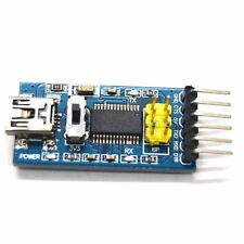 New 3.3V 5.5V FT232RL FTDI USB to TTL Serial 232 Adapter Module for Arduino