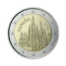 "Spain 2 Euro commemorative coin 2012 ""Burgos Cathedral"" - UNC"