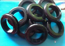 18.9mm Rubber Grommets Uniseal ideal For 19mm Poly Irrigation Tube Pipe - Pkt 10