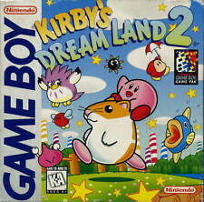 Kirby's Dream Land 2 II Game Boy