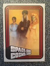 Space 1999 Cosmo Monty card pick your Number Gerry Anderson