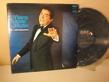 """MARCO ANTONIO MUÑIZ MUNIZ XX ANIVERSARIO """"Dilema"""" Para vivir"""" LP EX GATEFOLD"""