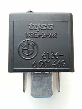 BMW 1 3 5 SERIES E60 E87 E90 F10 F30 Relay changer make contact black 6901469