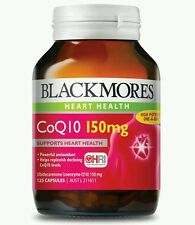 BULK BUY-4 × Blackmores CoQ10 150mg 125 Capsules - OzHealthExperts