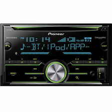 Pioneer FH-X730BS Double DIN Bluetooth XM Ready In-Dash CD Car Stereo Receiver