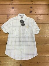 Sonneti SC51 Short Sleeve Shirt/off White/size Small