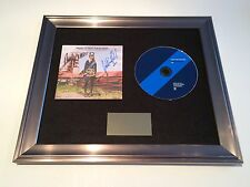 SIGNED/AUTOGRAPHED MANIC STREET PREACHERS - NATIONAL TREASURES CD PRESENTATION