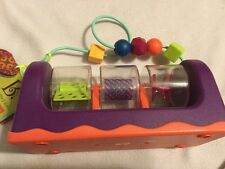 Baby B. Spin, Rattle & Roll Toy New 6-36 Months