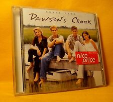 CD Songs From Dawson's Creek 16TR 1999 Compilation Soundtrack, Soft Pop Rock
