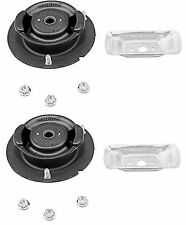Front Upper Shock Strut Mount Pair L&R Set for Mercedes Benz  300D 1984-85, 1987