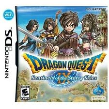 Dragon Quest IX: Sentinels of the Starry Skies (Nintendo DS, 2010)