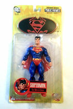 DC Direct_SUPERMAN/BATMAN Public Enemies Series 1_SUPERMAN 6 inch figure_New_MIP