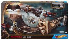 Hot Wheels Batman v Superman: Dawn of Justice Batmobile City Chase **NEW**