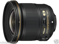 (NEW other) NIKON AF-S NIKKOR 20mm f/1.8G ED (20 mm f1.8) G Lens*Offer