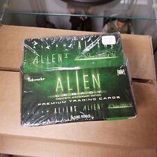Aliens Legacy 20th Anniversary Trading Card Set Sealed Box, Inkworks 1998