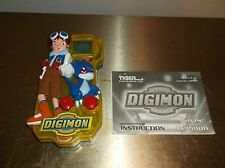 DIGIMON VIDEO GAME DAVIS AND VEEMON TIGER ELECTRONICS