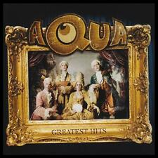 AQUA - GREATEST HITS CD ~ BARBIE GIRL~DOCTOR JONES +++ 90's POP / DANCE *NEW*