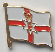 Northern Ireland Country Flag Enamel Pin Badge