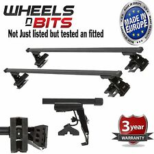 VW Jetta mk5 4Dr 2005-2009 Roof Bars Rack 75KG Model Custom Direct Tested