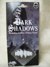 Dark Shadows Barnabas Collins Vampire Fangs Teeth Gothic Unisex Vamp Madame NEW