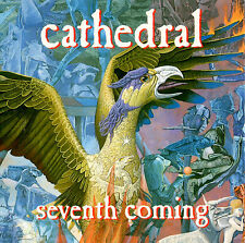 CATHEDRAL seventh coming CD 2002 PROMO w/cardboard sleeve Stoner Doom Rock