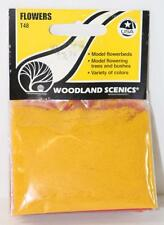 OO HO Scale Woodland Scenics Flowers 4 x Colors T48 FNQHobbys