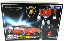 100% AUTHENTIC Takara Transformers Masterpiece MP-12 Lambor Sideswipe 2015 NEW