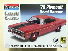 Revell 1970 Plymouth Road Runner Plastic Model Car Kit 85-0892
