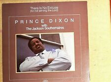 VINYL LP by PRINCE DIXON with THE JACKSON SOUTHERNAIRES / TEST PRESSING (RARE)