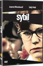 Sybil (1976) / Daniel Petrie / Sally Field / Joanne Woodward / DVD SEALED