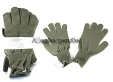 QTY 10 US Military Lightweight Cold Weather Glove Liner ACU Foliage M / L NEW