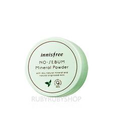INNISFREE No Sebum Mineral Powder Mint - 5g