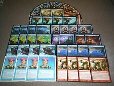 MTG Magic LUST FOR SLEEP DECK Rise of the Eldrazi RoE Combo Aura Lot