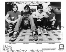 The All-American Rejects Dreamworks Records Original Press Photo