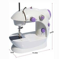 New Electric Mini Sewing Machine Home Using Handwork Accessories Tool