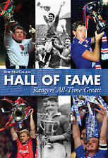 Hall of Fame: Rangers' All-time Greats, Bob MacCallum, New Book
