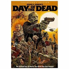 George A. Romero's - DAY OF THE DEAD (Collector's Edition) DVD