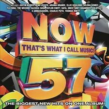 Now That's What I Call Music, Vol. 57 (CD 2016) Thomas Rhett Sealed CASE CRACKED