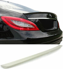 MERCEDES CLS C218 ab 11  HECK SPOILER LIPPE CLS 63 AMG LOOK