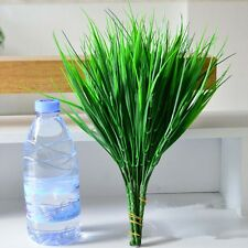 7-Fork Green Grass Artificial Plants For Household Store Rustic Decoration