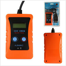 AC600 LCD OBD2 CAN BUS Autos Fault Diagnostic Scanner Code Reader Handheld Tool